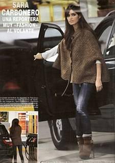 Enero 4 2011 diario de una ejecutiva - Sara carbonero ropa vogue ...